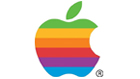 Apple Rainbow logo designed by Rob Janoff
