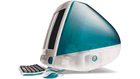 iMac launched in 1998