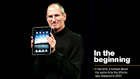 iPad launch by Steve Jobs