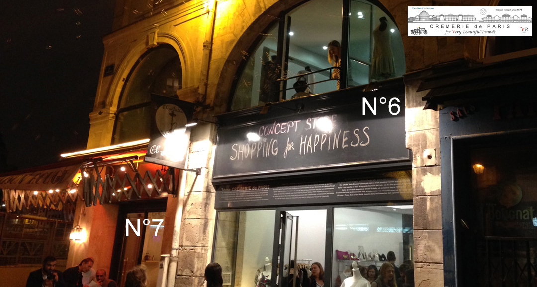 Shopping for Happiness, Designer Pop Up Store at Cremerie de Paris N°6