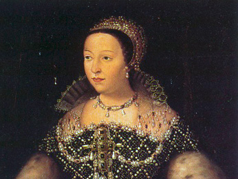 Queen Catherine de Medici