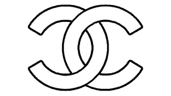 Chanel double C Logo