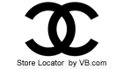 Chanel Store Locator  by VB.com