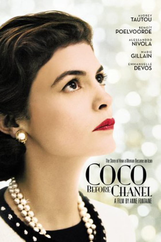 Coco avant Chanel with Audrey Tautou