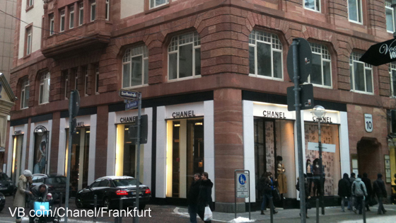 Chanel Frankfurt