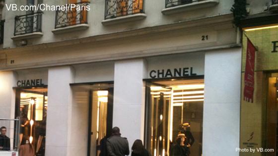 Chanel boutique paris rue saint honor by - 225 rue du faubourg saint honore 75008 paris ...