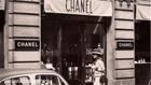Chanel Boutique Paris with Coco Chanel