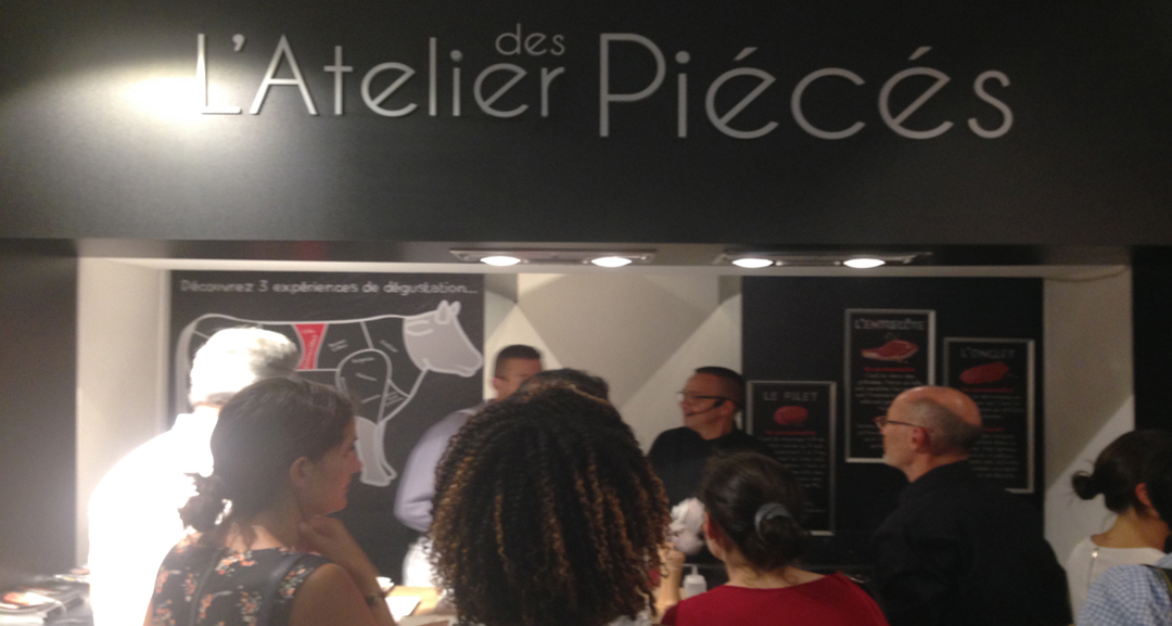 Charal Pop Up Store Atelier des Pieces
