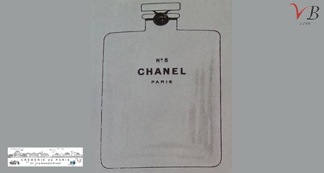 first Chanel N°5 bottle