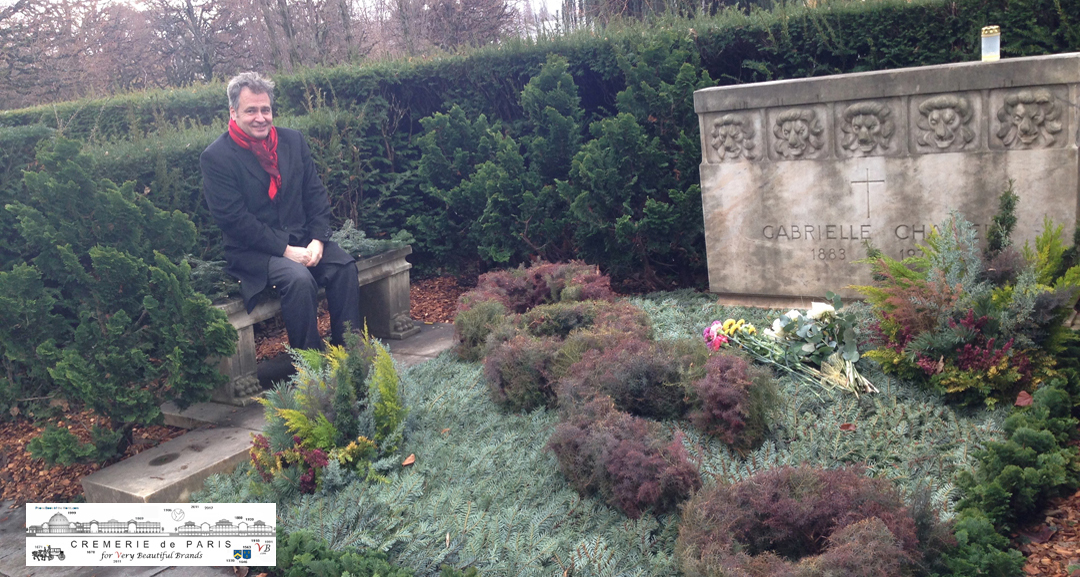 Visiting Coco Chanel In Lausanne