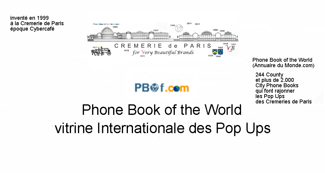 Phone Book of the World