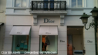 Dior Boutique in Brussels