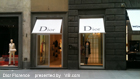 Dior Boutique in Florence
