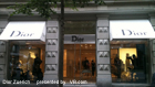 Dior Boutique in Zuerich