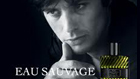 Eau Sauvage ad with Alain Delon