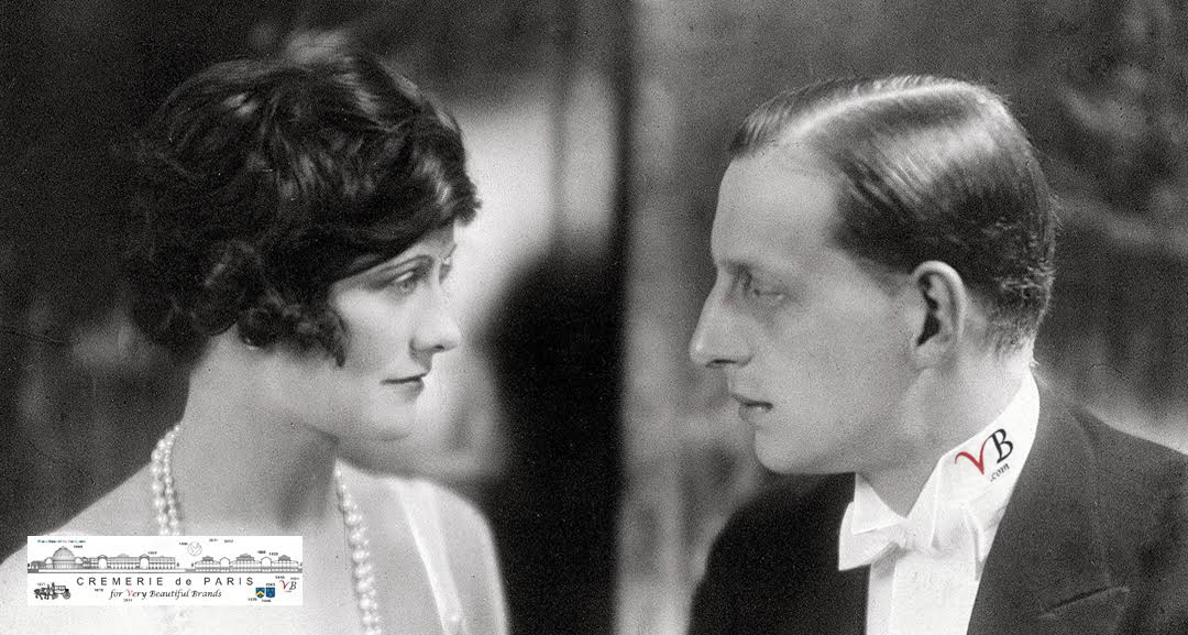 Coco Chanel and Dmitri Romanov in 1920
