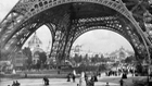 Eiffel Tower in 1889