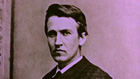 Thomas Edison around 1877
