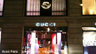 Gucci Boutique in Paris
