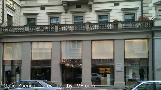 Boutique Gucci Zuerich