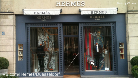 Hermes Boutique Duesseldorf