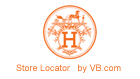 Hermes Store Locator by VB.com
