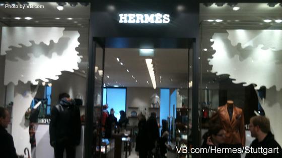 hermes store stuttgart by. Black Bedroom Furniture Sets. Home Design Ideas