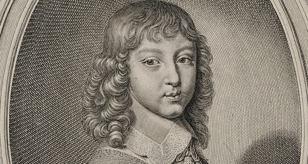 Louis XIV, teanages