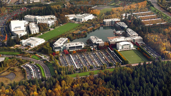 Nike Headquarters, Beaverton, USA