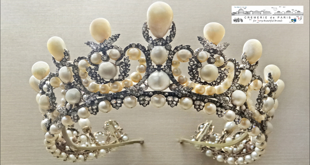 Pearl Tiara of Empress Eugenie