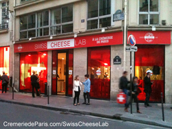 Swiss Cheese Lab Pop Up Store